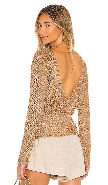Stella Ombre Knit Sweater Suboo $176