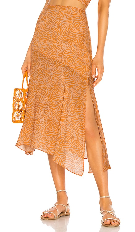 Sienna Midi Skirt Suboo $260 BEST SELLER