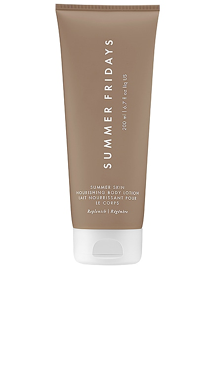 Summer Skin Nourishing Body Lotion Summer Fridays $26