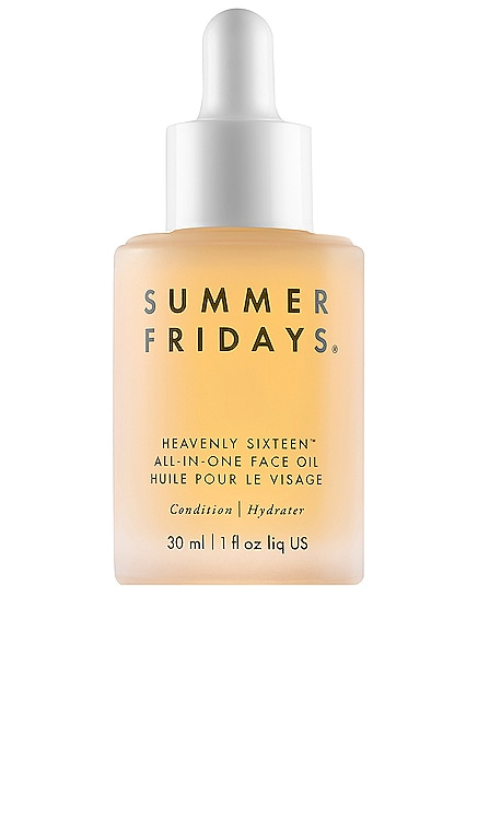Heavenly Sixteen All-In-One Face Oil Summer Fridays $54