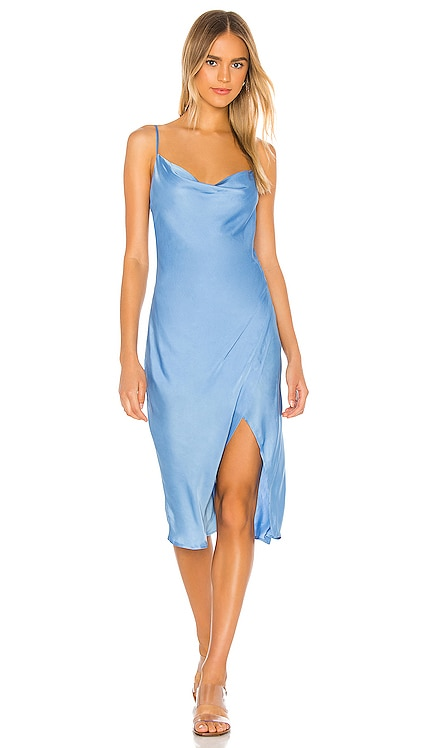 Sensual Slip Dress Sun Becomes Her $194 NEW