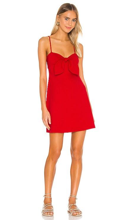 Thin Strap Tie Front Dress Susana Monaco $148 NEW ARRIVAL