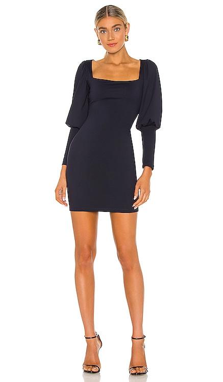 Puff Sleeve Dress Susana Monaco $178 NEW