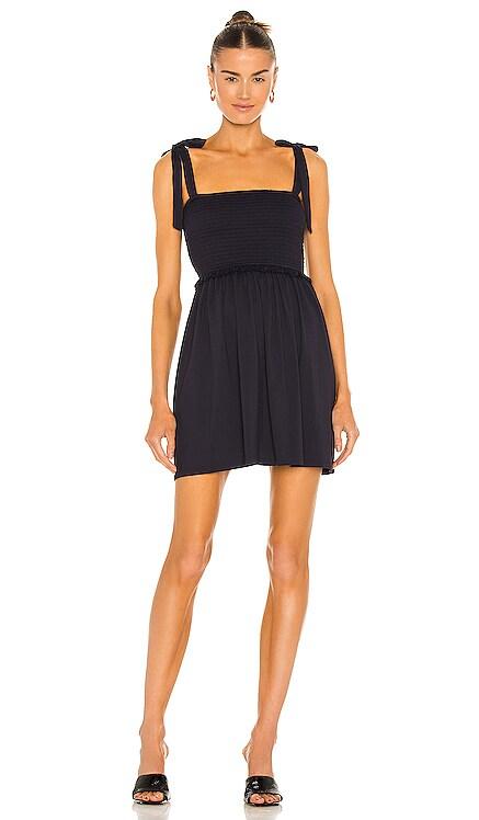 Smocked Bodice Dress Susana Monaco $168
