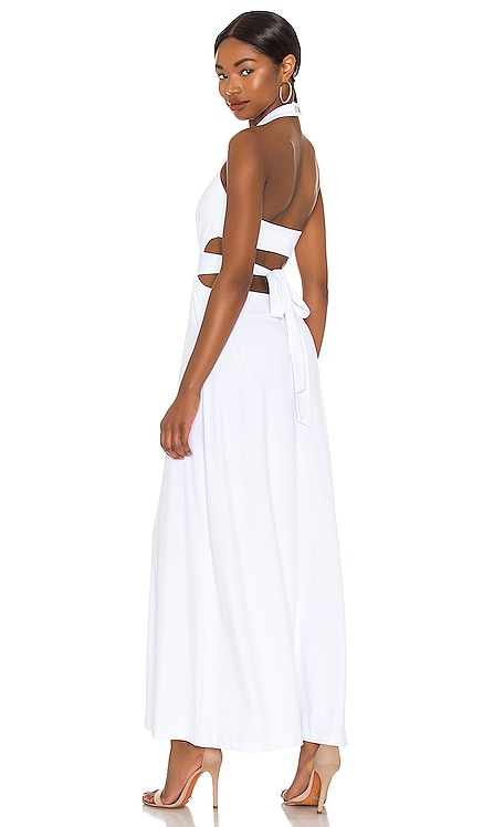 High Neck Low Back Dress Susana Monaco $198 Wedding