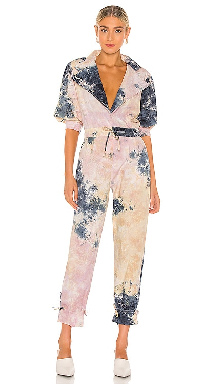 Button Up Jumpsuit SWF $349