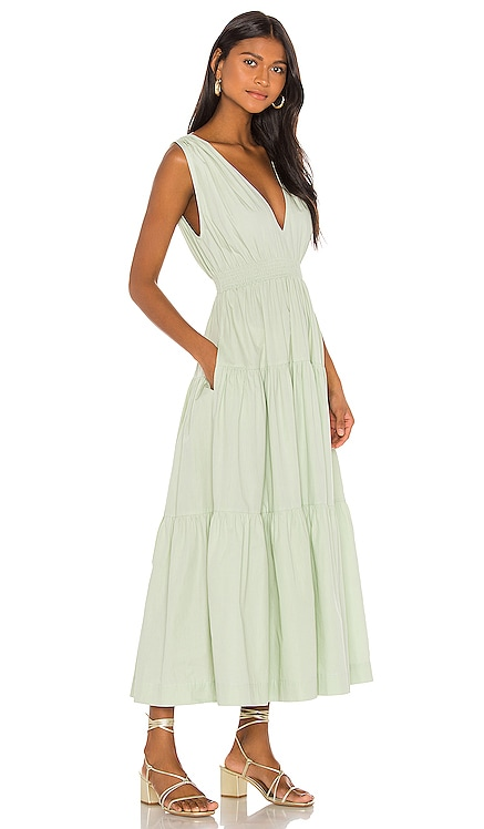 Tiered Maxi Dress SWF $348