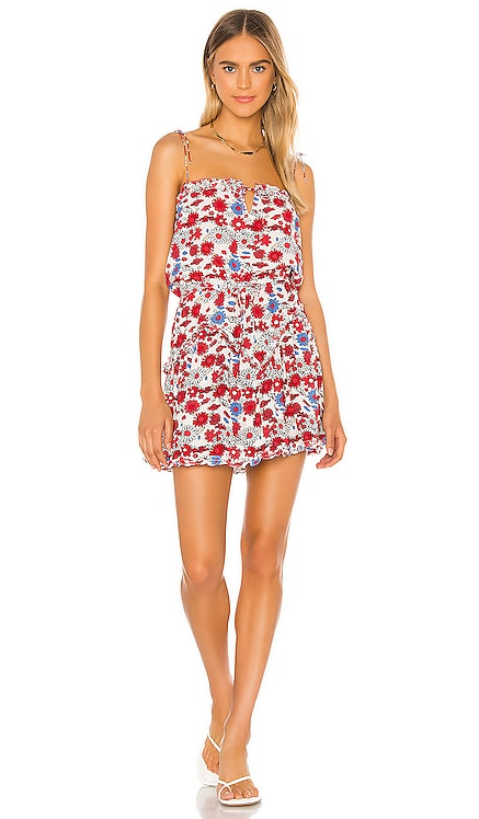 X REVOLVE Dynamic Mini Dress SWF $279 BEST SELLER