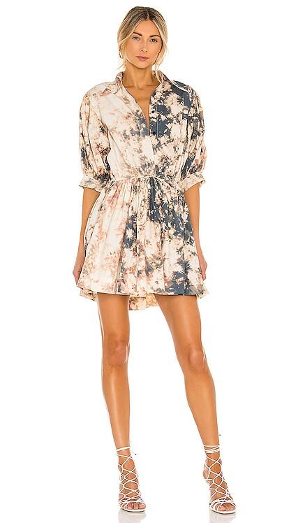 X REVOLVE Mini Collar Dress SWF $279 BEST SELLER