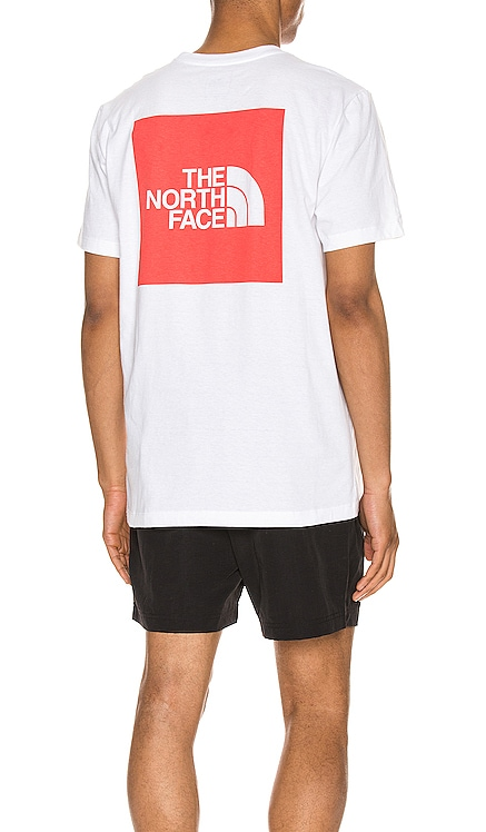 S/S Red Box Heavyweight Tee The North Face $25