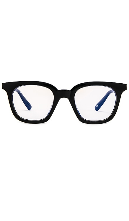 GAFAS DE LUZ AZUL THE SNATCHER IN BLACK TIE The Book Club $40 MÁS VENDIDO