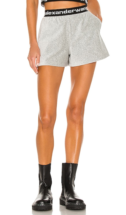 Stretch Corduroy Shorts T by Alexander Wang $265