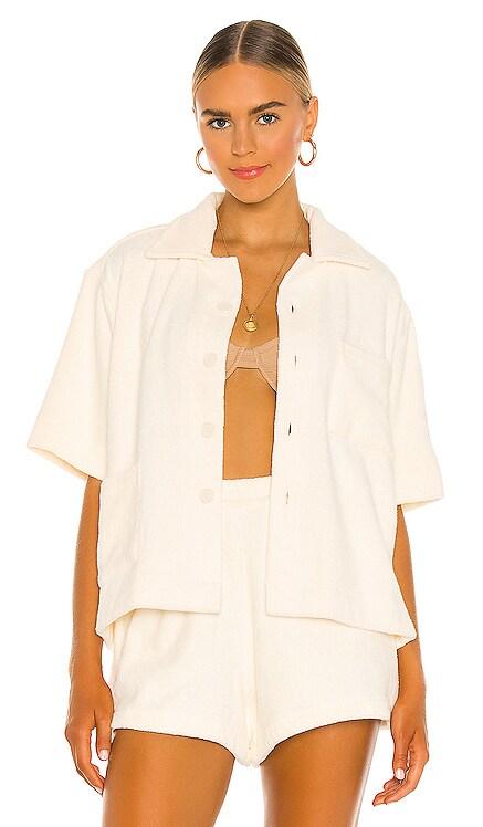Boxy Shirt TERRY $195