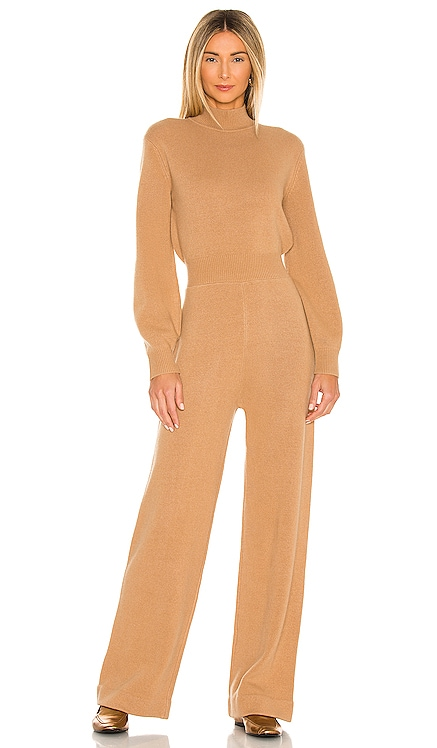 Turtleneck Jumpsuit Theory $495