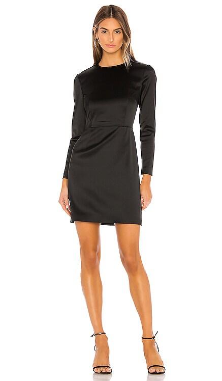 Long Sleeve Mini Dress Theory $277