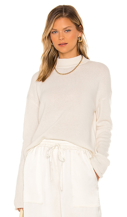 Cropped Pullover Sweater Theory $325