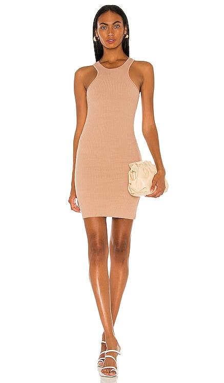 Carved Mini Dress The Range $195 NEW