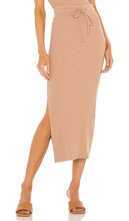 Drawstring Midi Skirt The Range $185