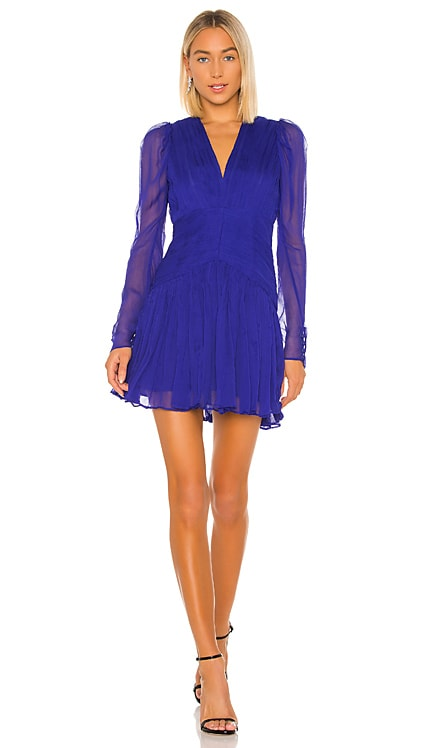 Poseidon Mini Dress THURLEY $495 NEW ARRIVAL