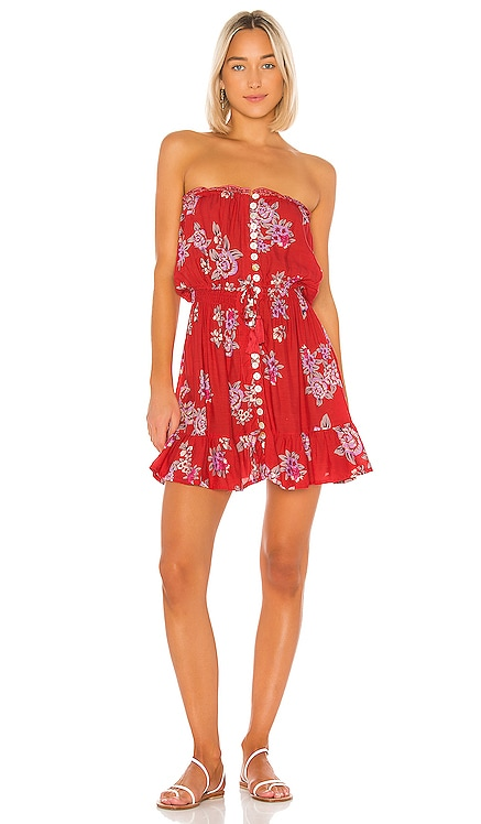 Ryden Mini Dress Tiare Hawaii $123