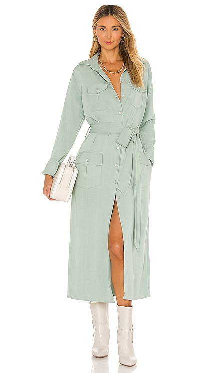 ROBE MAXI TRENCH The Line by K $349 NOUVEAU