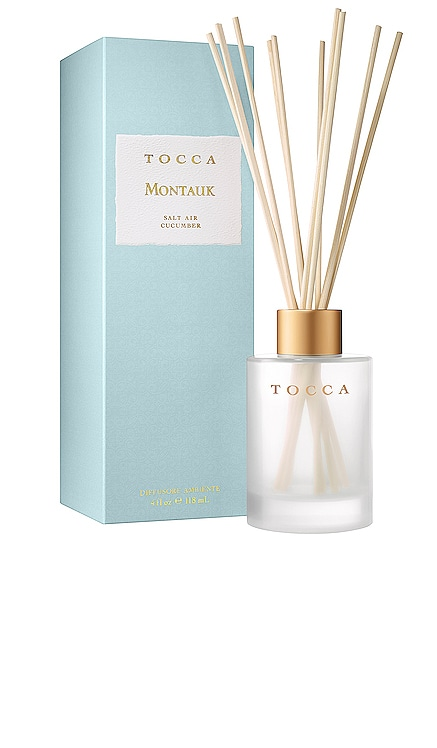 Montauk Fragrance Reed Diffuser Tocca $35 BEST SELLER