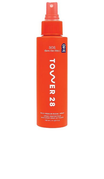SOS (Save Our Skin) Facial Spray Tower 28 $28