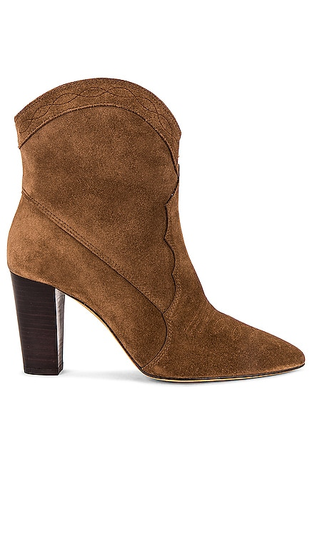 Heeled C Champ Bootie TORAL $346 NEW