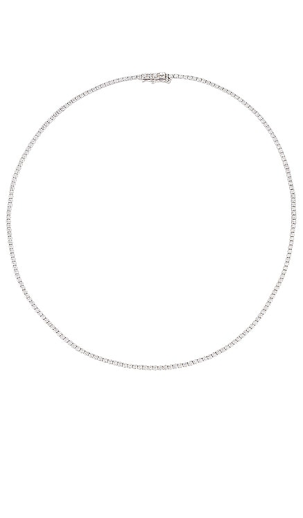 "Thin Tennis 16 "" Necklace The M Jewelers NY $120 BEST SELLER"