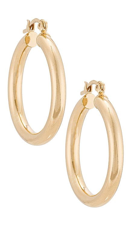The Large Ravello Hoops The M Jewelers NY $80 BEST SELLER