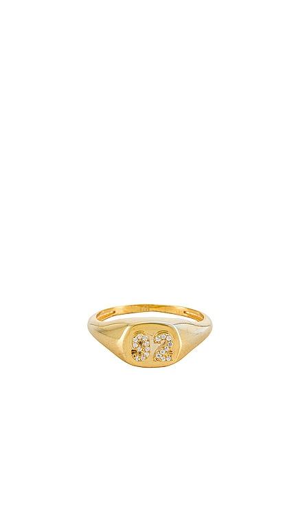ANILLO TINY PAVE The M Jewelers NY $110 NUEVO