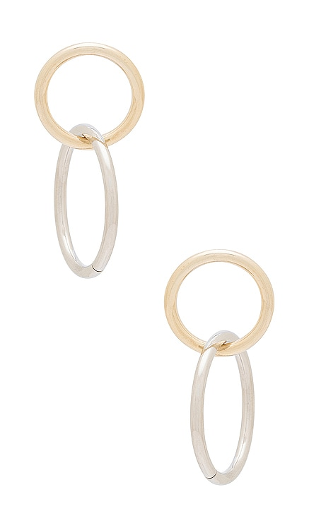 The Floaris Hoop Earring The M Jewelers NY $48