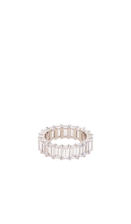 The Emerald Cut Pave Ring The M Jewelers NY $100 BEST SELLER