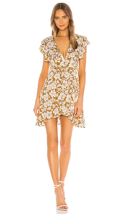 Marshall Dress Tularosa $81