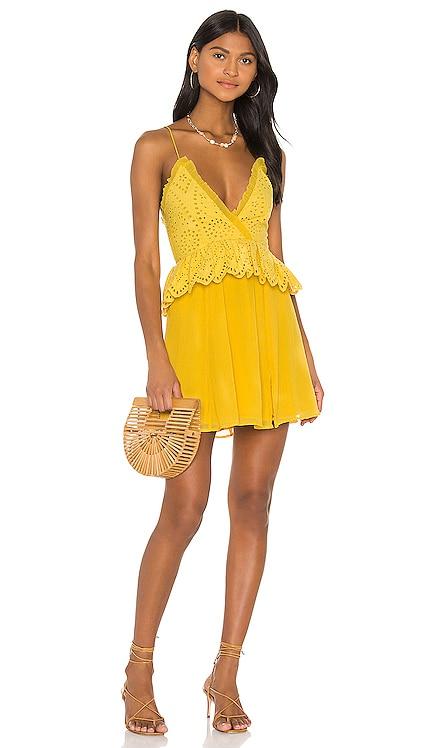 Jordina Mini Dress Tularosa $198 NEW ARRIVAL