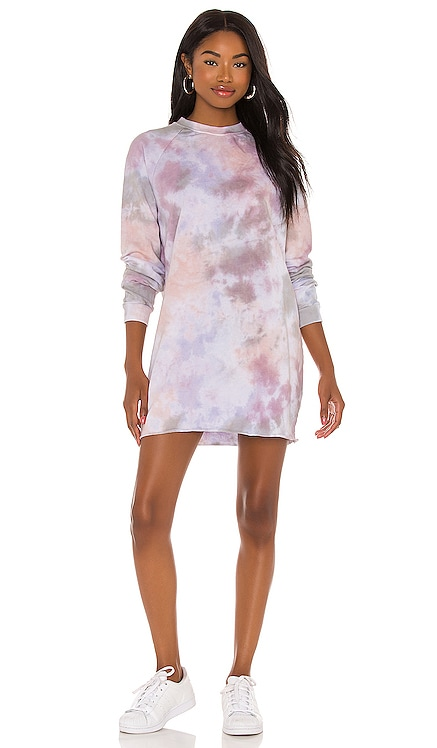 Talia Sweatshirt Dress Tularosa $138