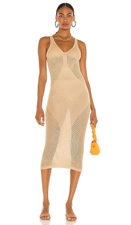 Azalea Maxi Dress Tularosa $218