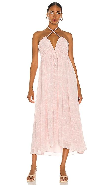 Lee Maxi Dress Tularosa $258 NEW