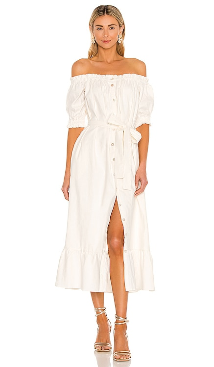 Kami Midi Dress Tularosa $208