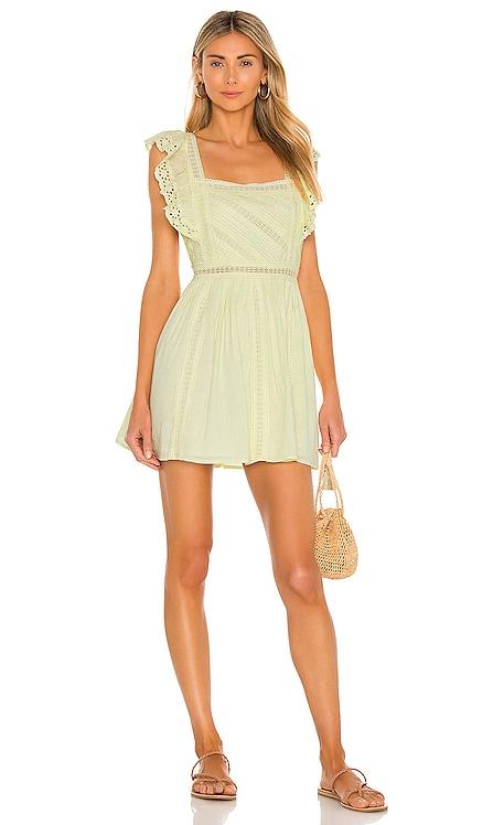 Parker Mini Dress Tularosa $188