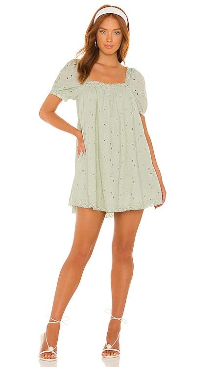 Erynn Mini Dress Tularosa $188 NEW