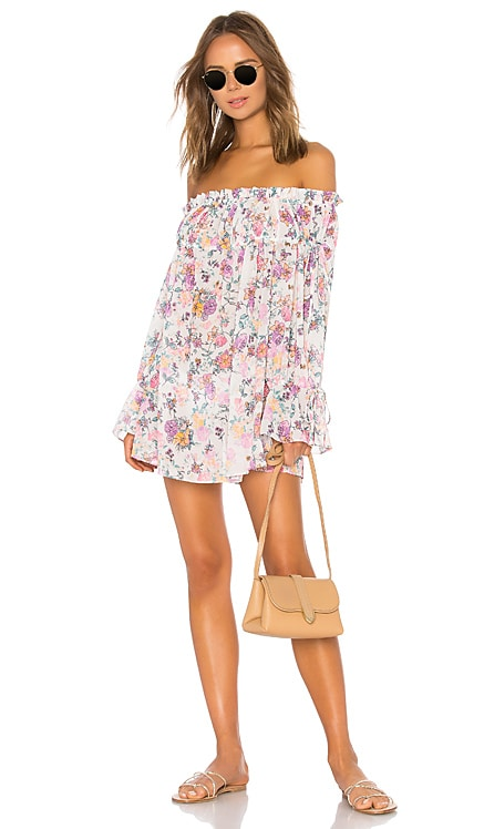 Brogan Mini Dress Tularosa $133