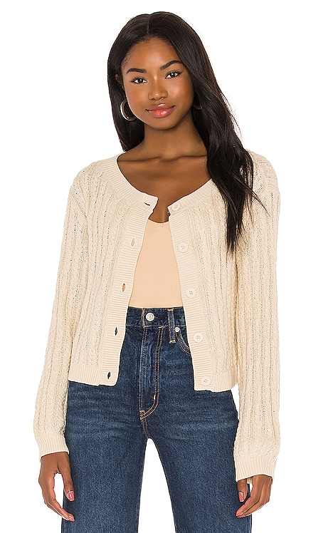 Baby Cable Cardi Tularosa $158 NEW