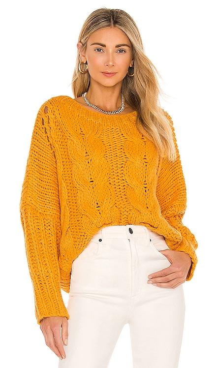 Paola Cable Sweater Tularosa $128