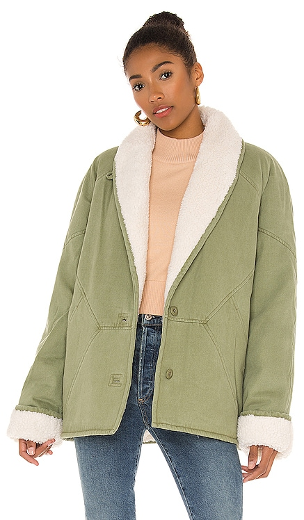 Military Jacket Tularosa $268