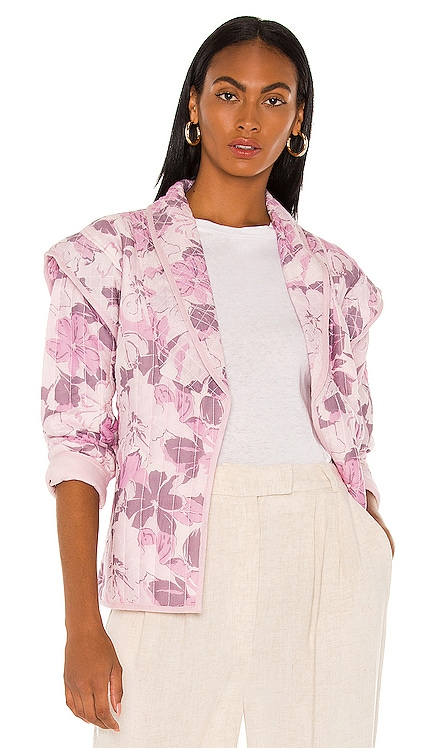 Tate Quilted Jacket Tularosa $238 NEW