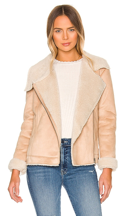 Griffin Sherpa Coat Tularosa $258
