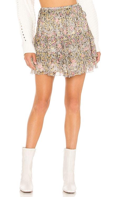 Elodie Mini Skirt Tularosa $158 NEW