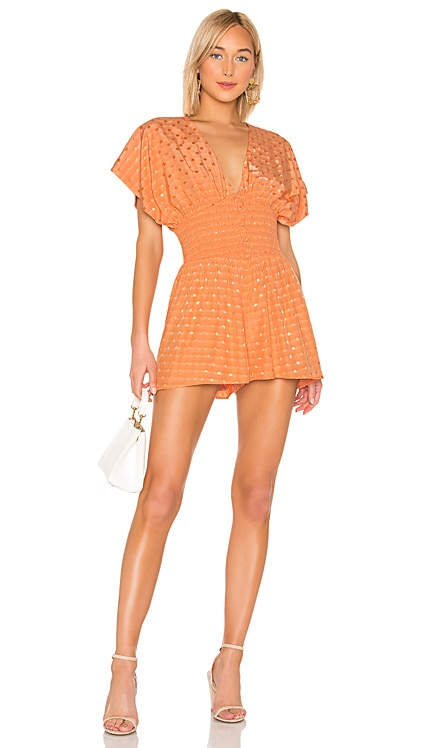 Eleanor Romper Tularosa $34 (FINAL SALE)