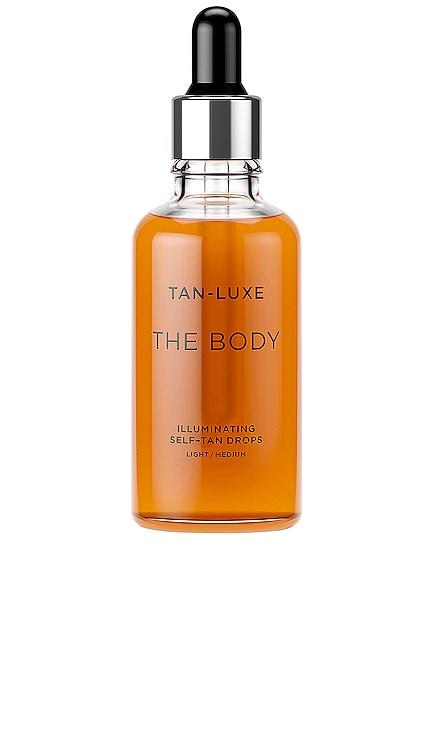 The Body Illuminating Self-Tan Drops Tan Luxe $59 BEST SELLER